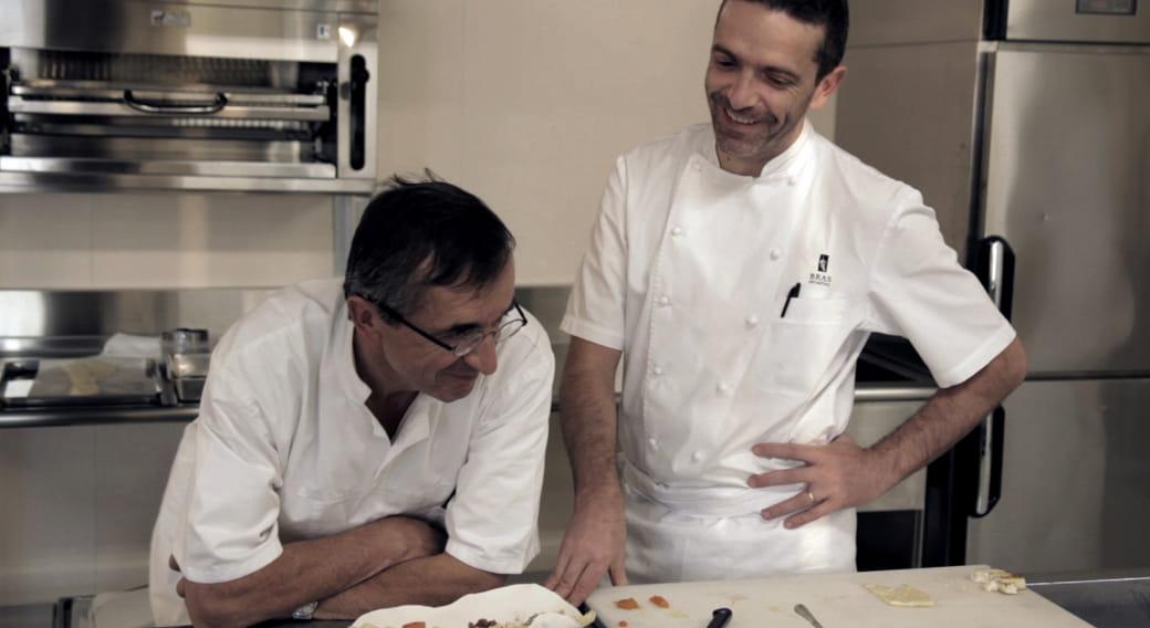 Michel et Sébastien Bras