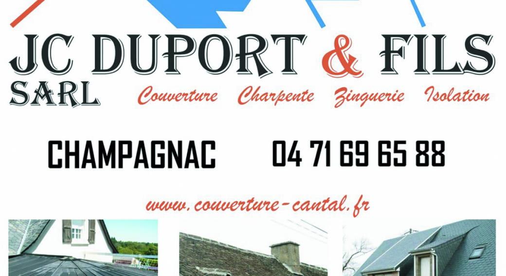 Couverture - Zinguerie Duport