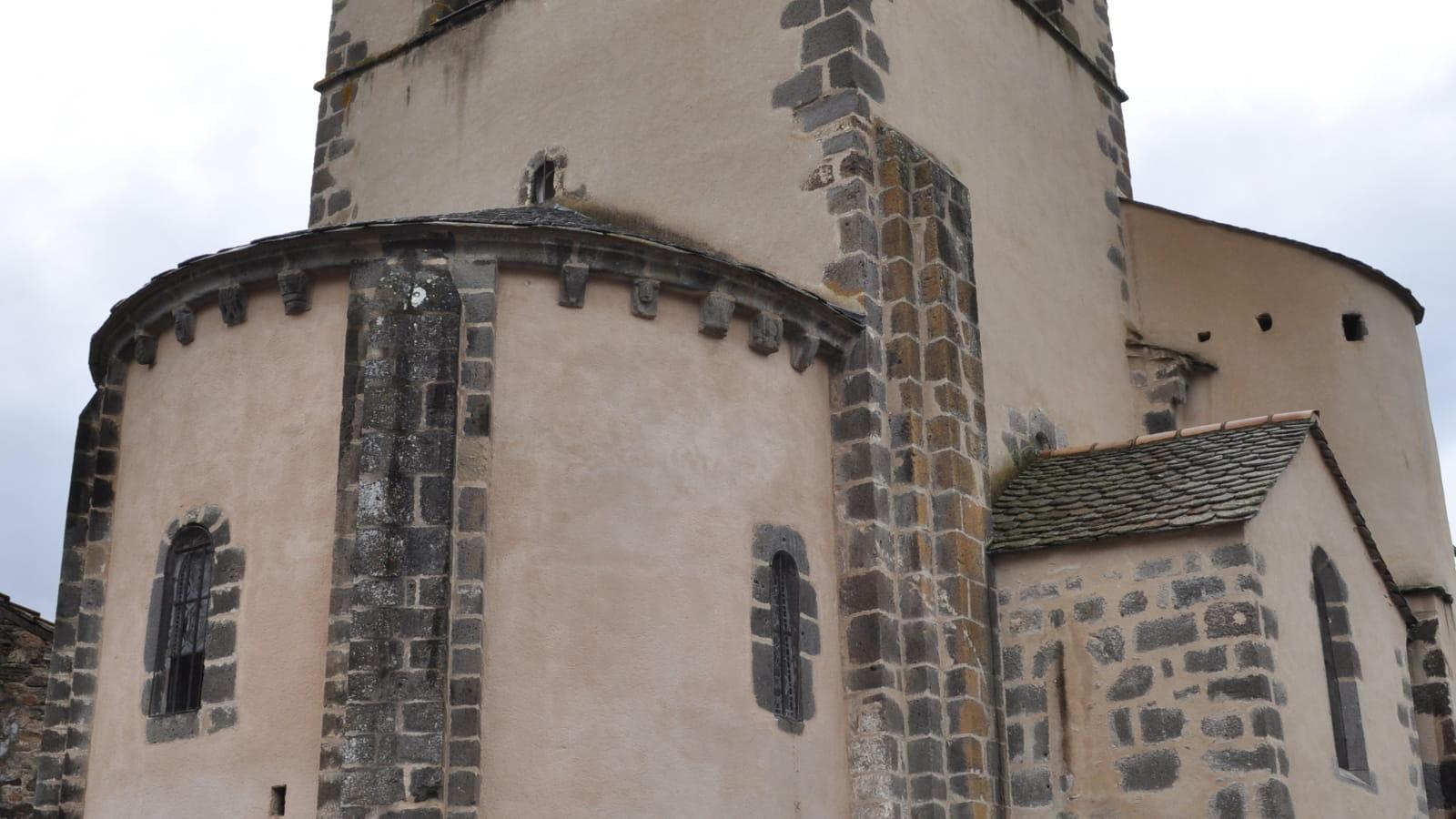 Eglise d'Auriac l'Eglise