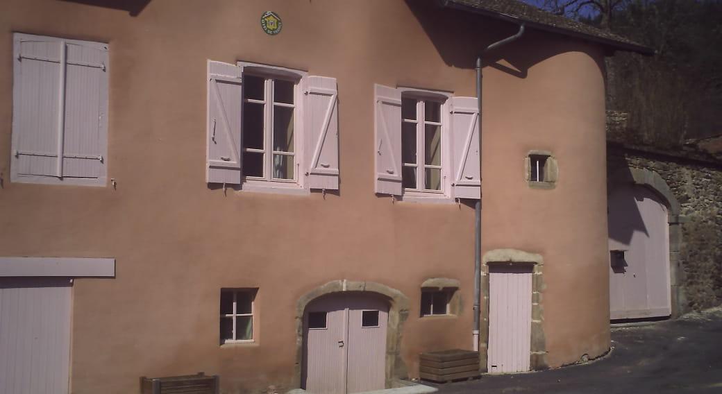 Gîte municipal de Novacelles n° 100169