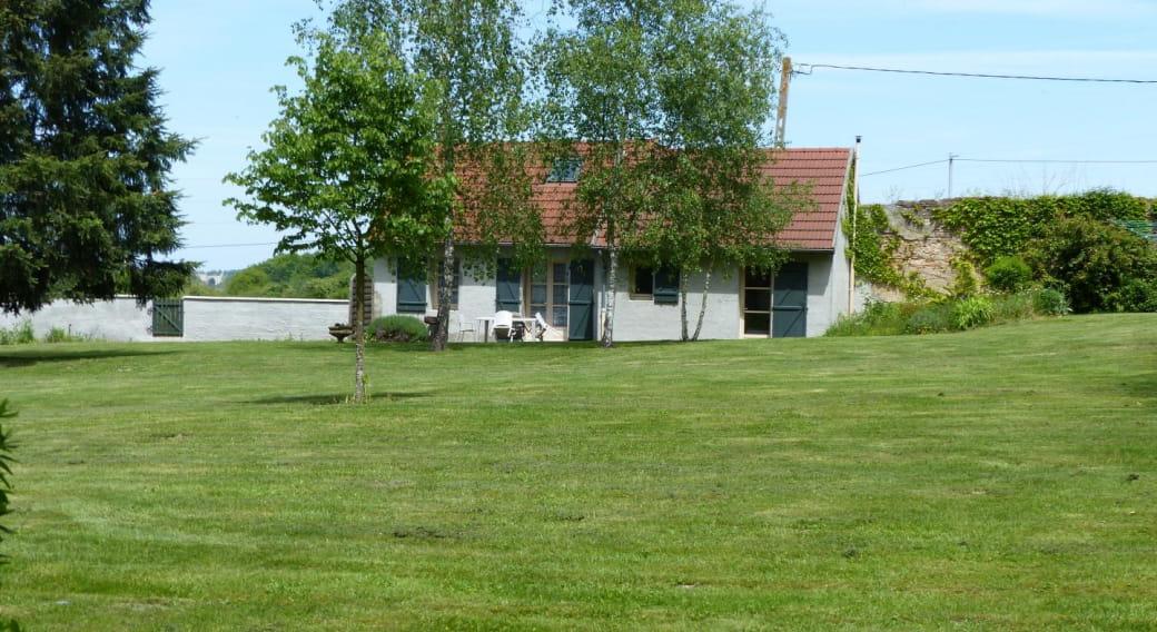 Gîte rural de Dompierre sur Besbre
