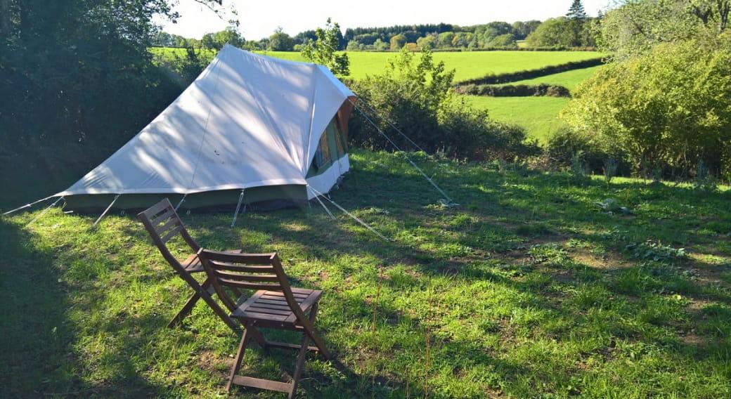Camping à la Ferme Suberge