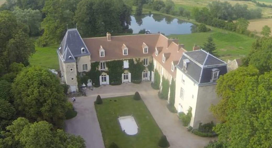 Chambre d'hôtes Pinczon - Château de Saint-Agoulin