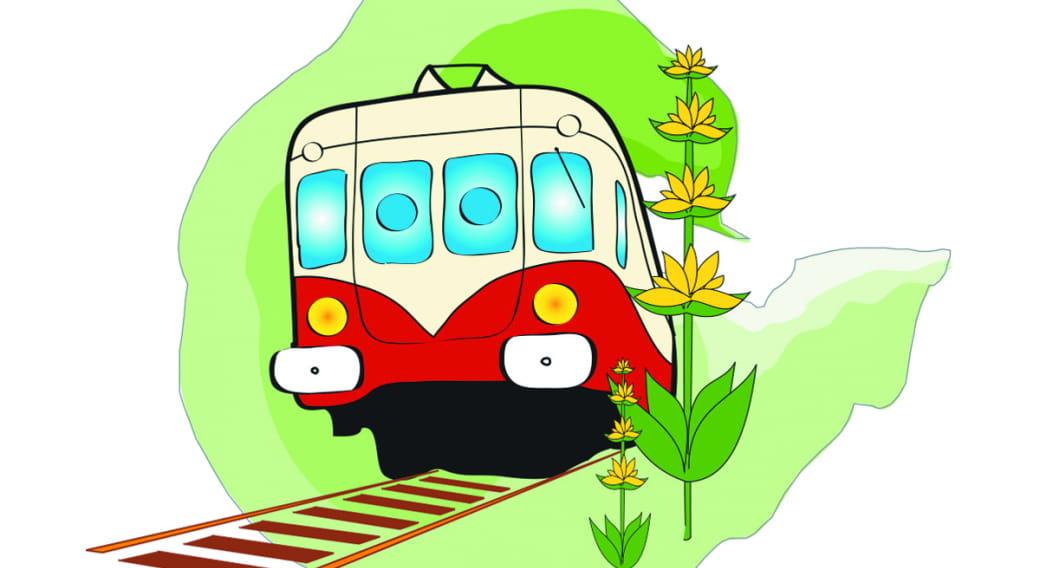 Train Touristique Gentiane Express®