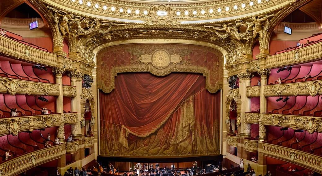 Choeur Régional d'Auvergne : Mozart et Salieri