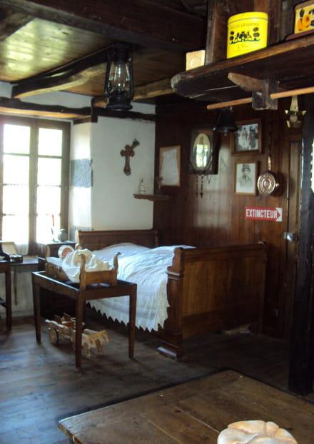 Musée conservatoire des traditions rurales ' Clément Besombes '