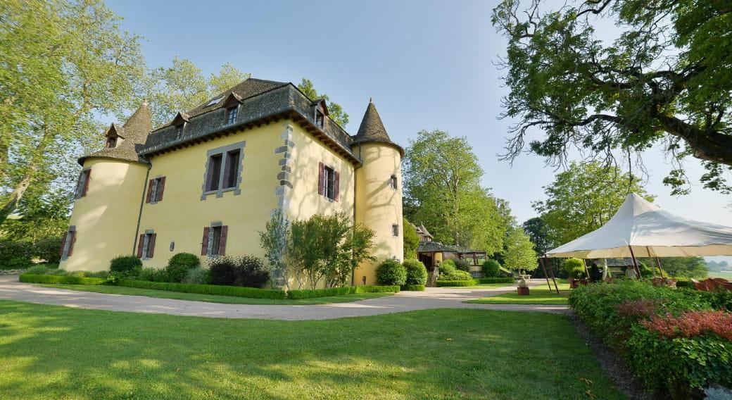 Château de Salles Christian Vabret
