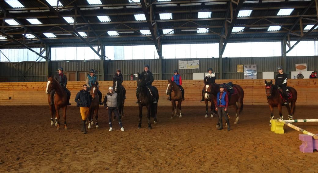 Stages d'équitation enfants et adultes