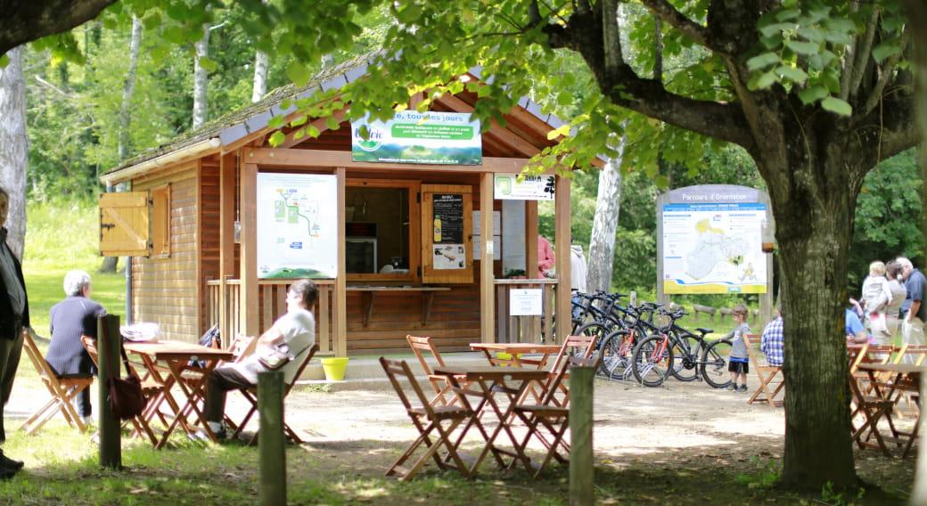 Restauration Parc de la Source
