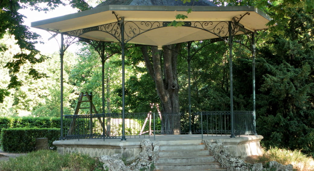 Jardin public municipal Delarue