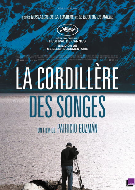 Projection documentaire 'La cordillère des songes'