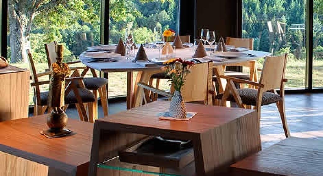 Restaurant gastronomique ** Serge Vieira