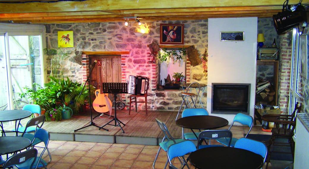 Espace Culturel - Arthé Café