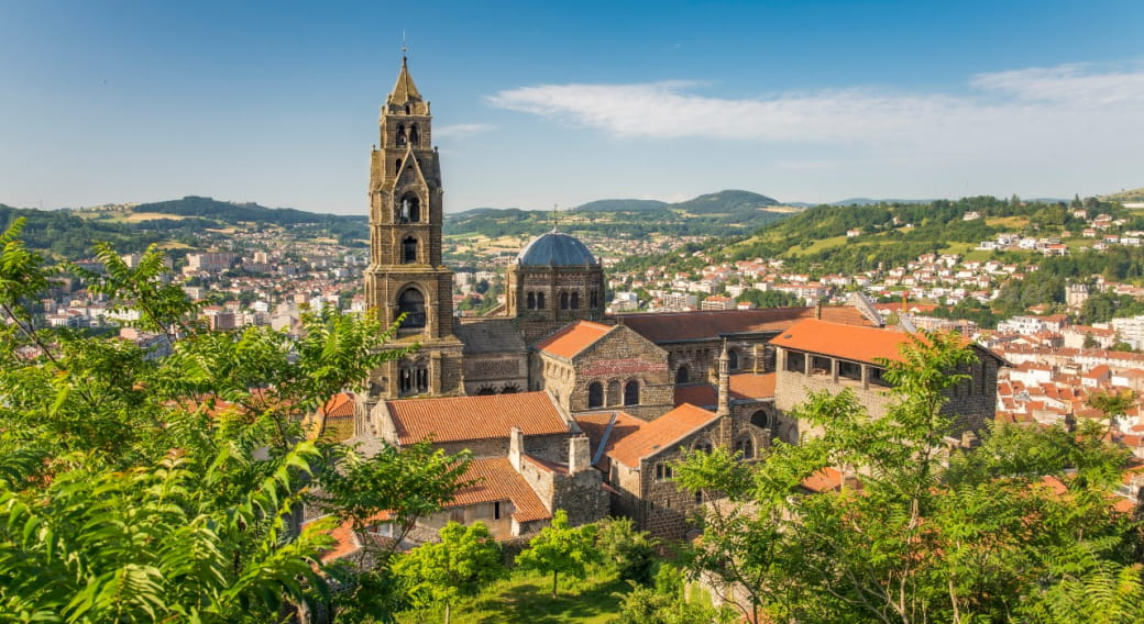 Cloître et ensemble cathédral du Puy-en-Velay