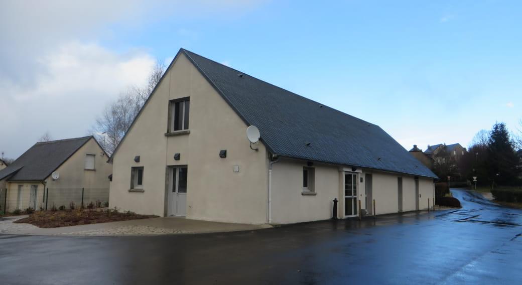 Salle des fêtes 'Maurice Bergeron'