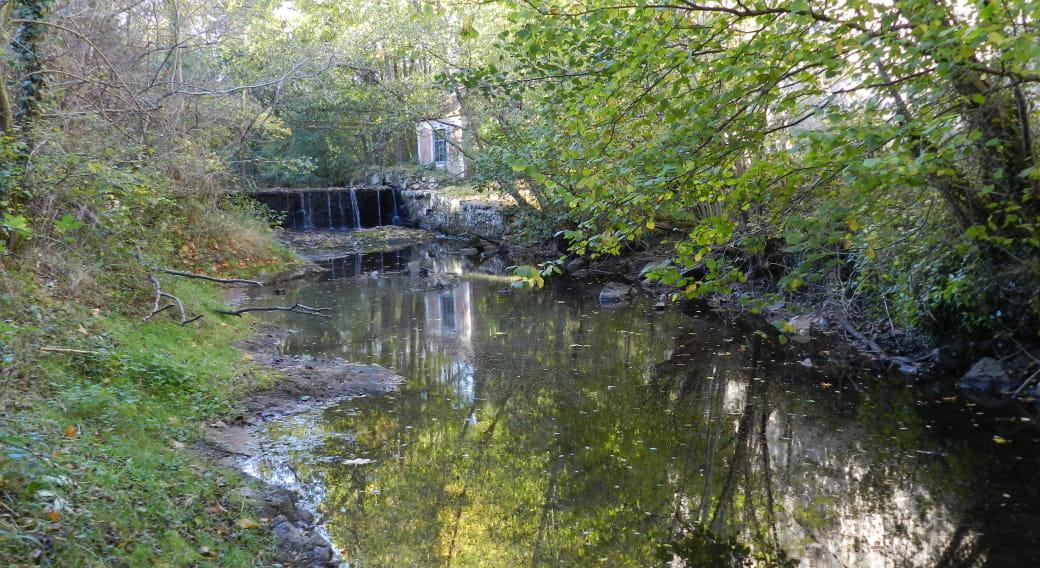 Site de pêche - Rivière La Morge