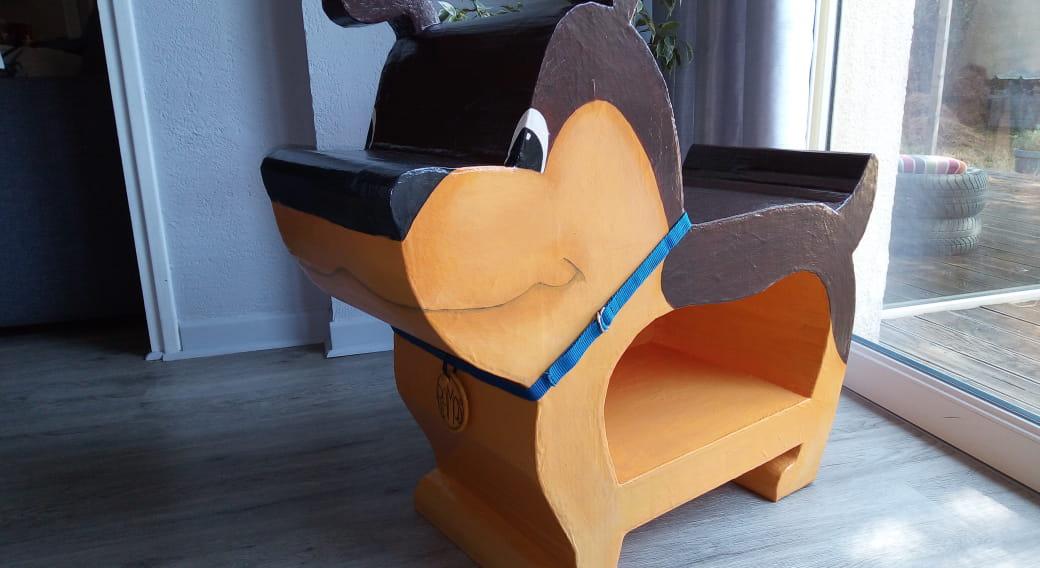 Création de meubles et objets de décoration