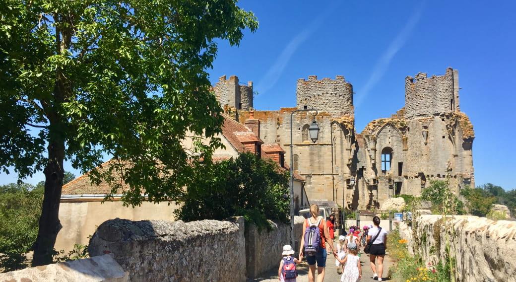 Association pour la mise en valeur du site du Château des Ducs de Bourbon