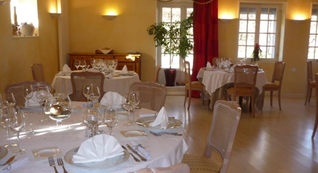 Restaurant Le Moulin de Villeroze