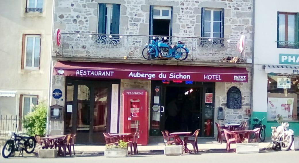 Auberge du Sichon