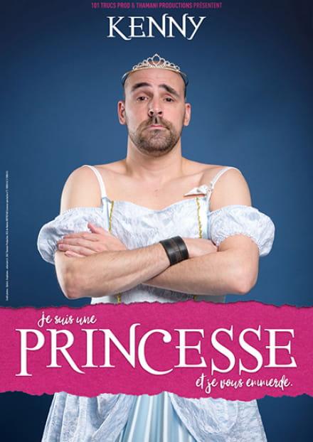 Défonce de rire : Je suis une princesse et je vous emmerde
