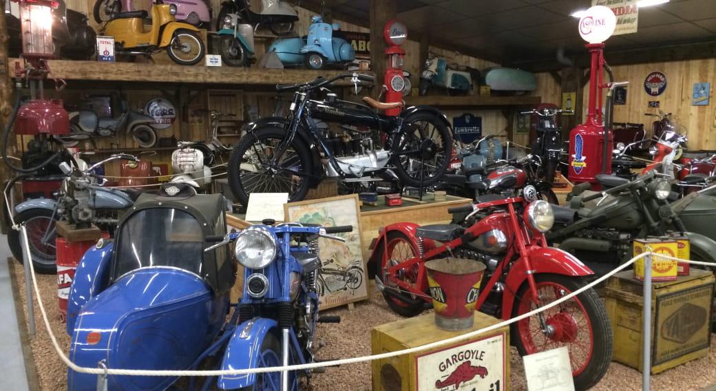Musée de la Moto - Riom