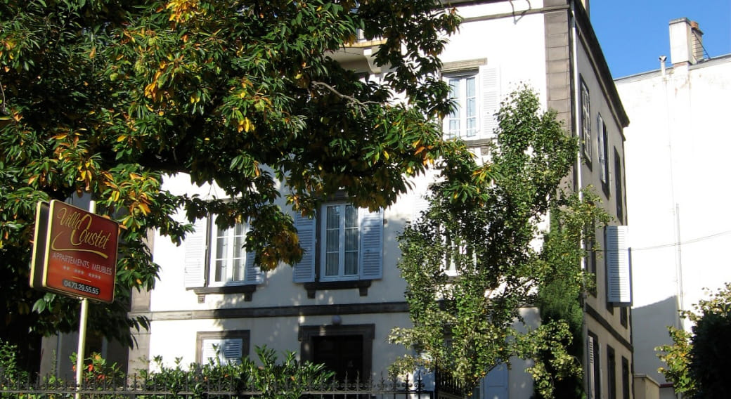 Villa Coustet Façade