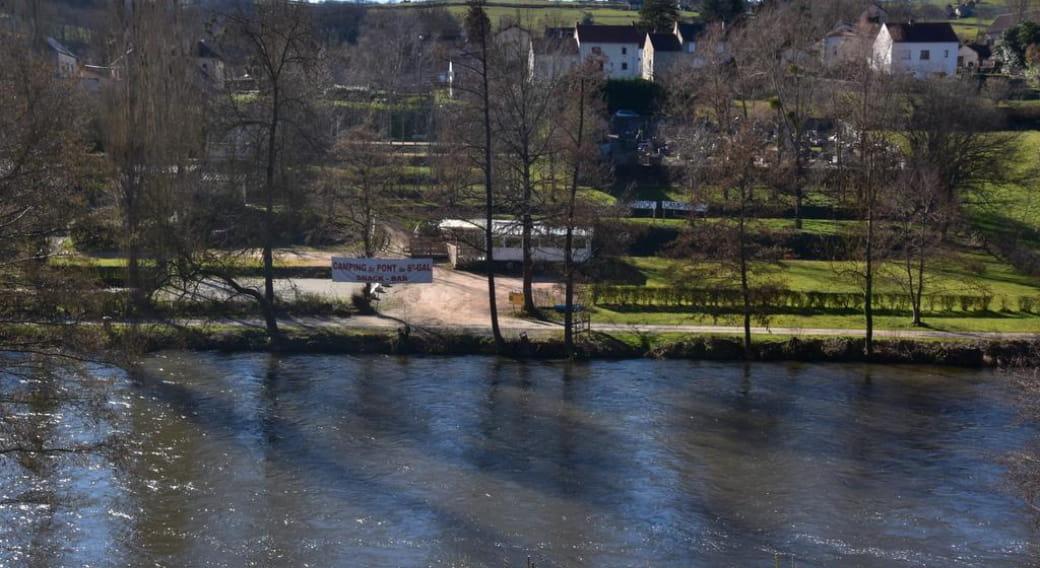 Camping Pont St Gal