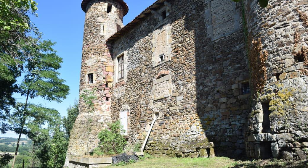 Château de Péchot