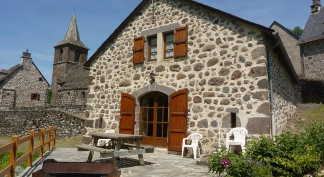 Gîte communal Saint-Rémy-de-Salers (6 personnes)