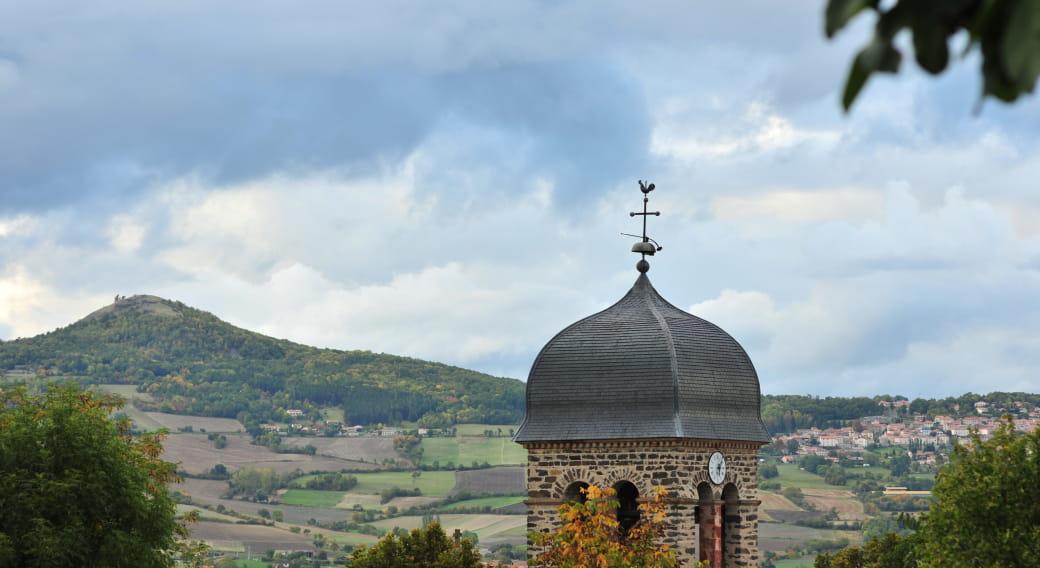 Village de Villeneuve-Lembron