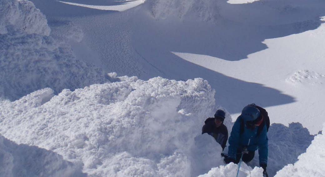 Zsolt Osztian - Guide de haute montagne