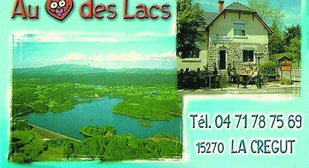 Restaurant Au Coeur des Lacs