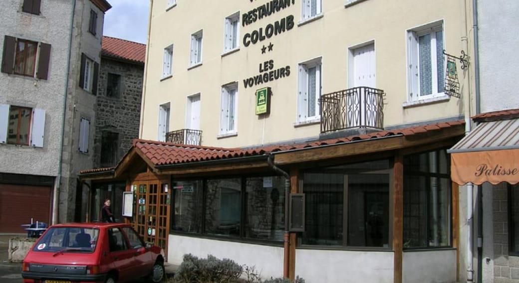 Espace détente de l'Hôtel-restaurant Les Voyageurs