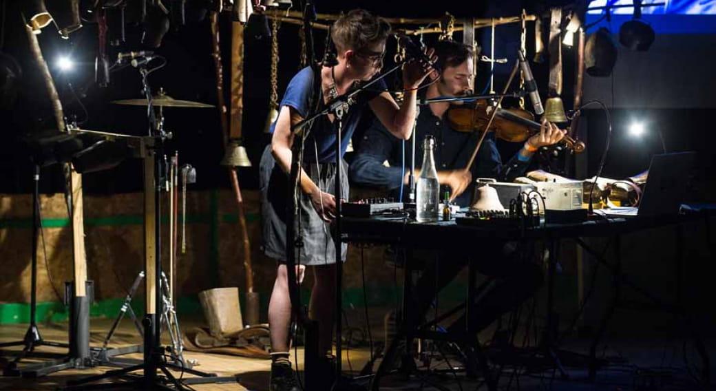 Ciné-concert Dralhas