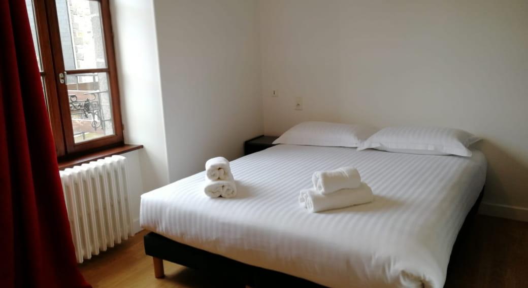 Hostellerie du Commerce - Chambre 3