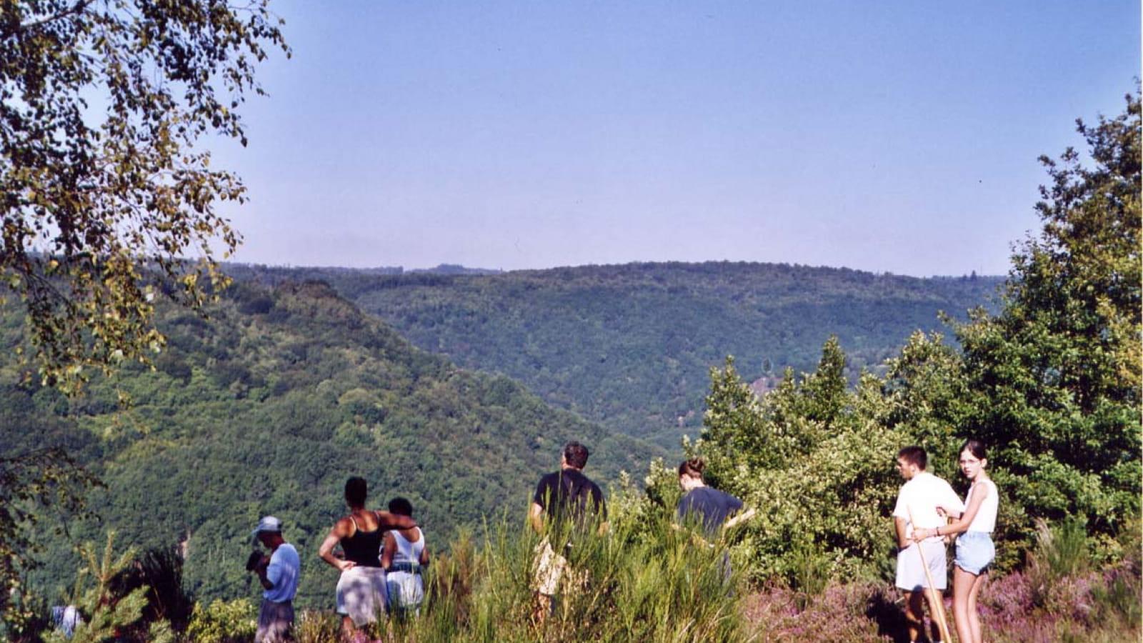 Le rocher de Chabane - 5 km