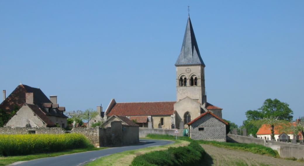 Eglise Saint-Martial Contigny