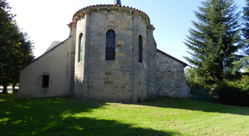 Église Saint-Genoux
