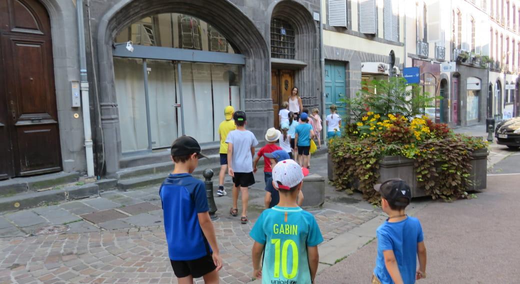ANNULE OU REPORTE Visite-atelier pour les 6-12 ans : Vive le tour de France !