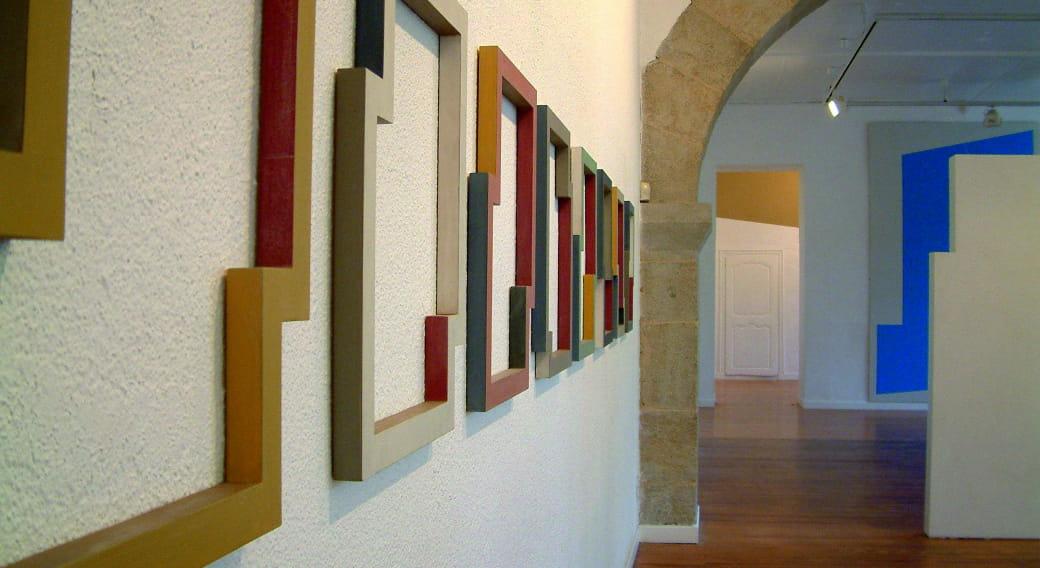 Salles Jean Hélion : exposition d'art contemporain