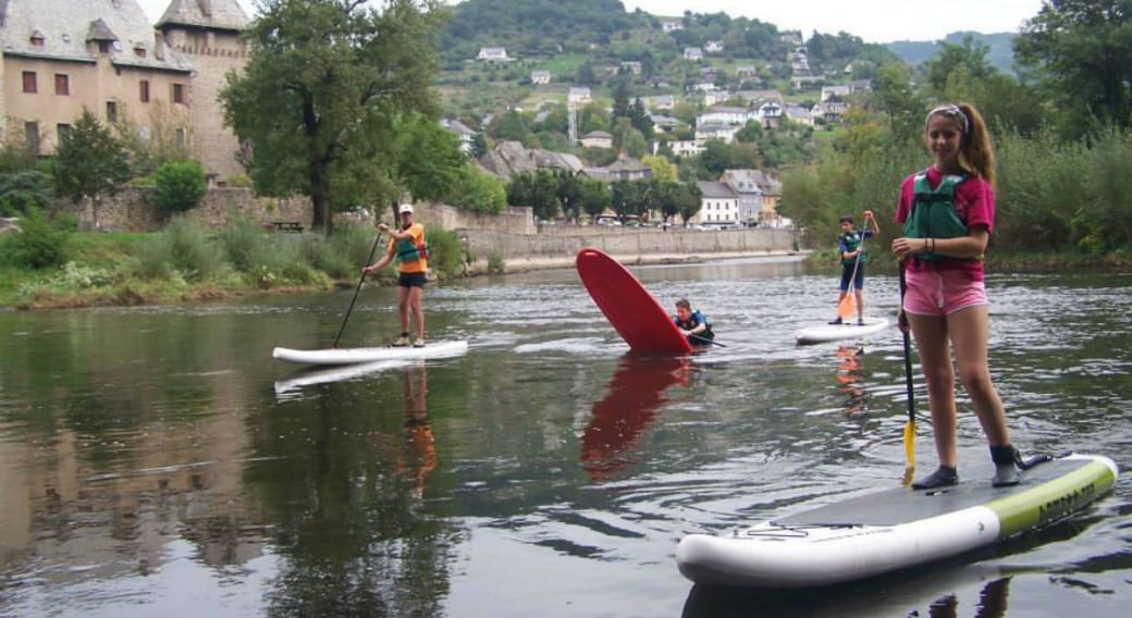Stand Up Paddle accompagné - Asvolt