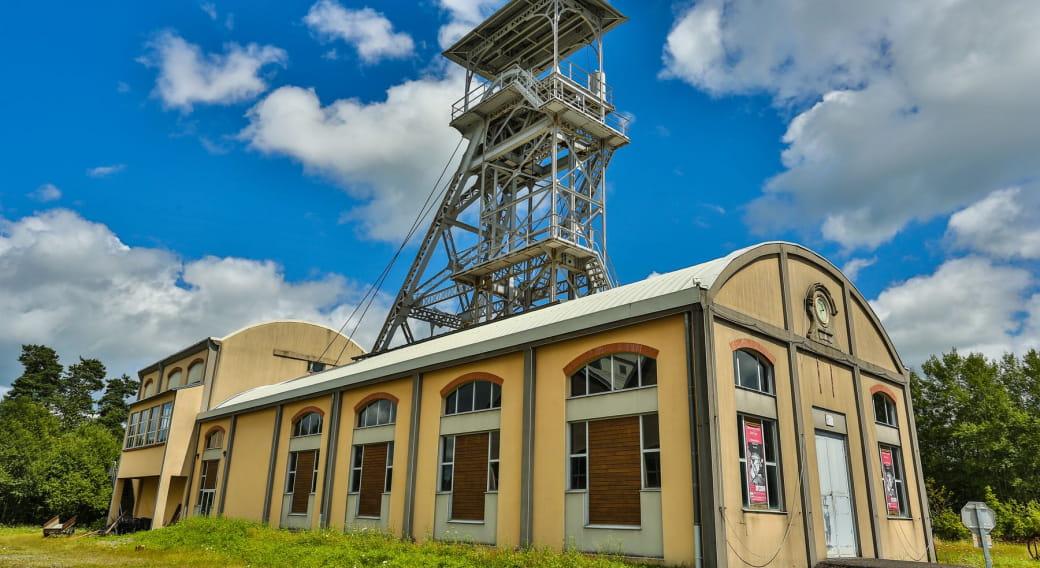 Minérail - Musée de la Mine de Messeix