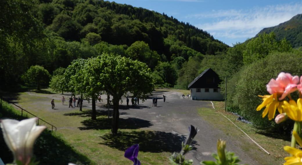 Terrain de pétanque du Mont-Dore