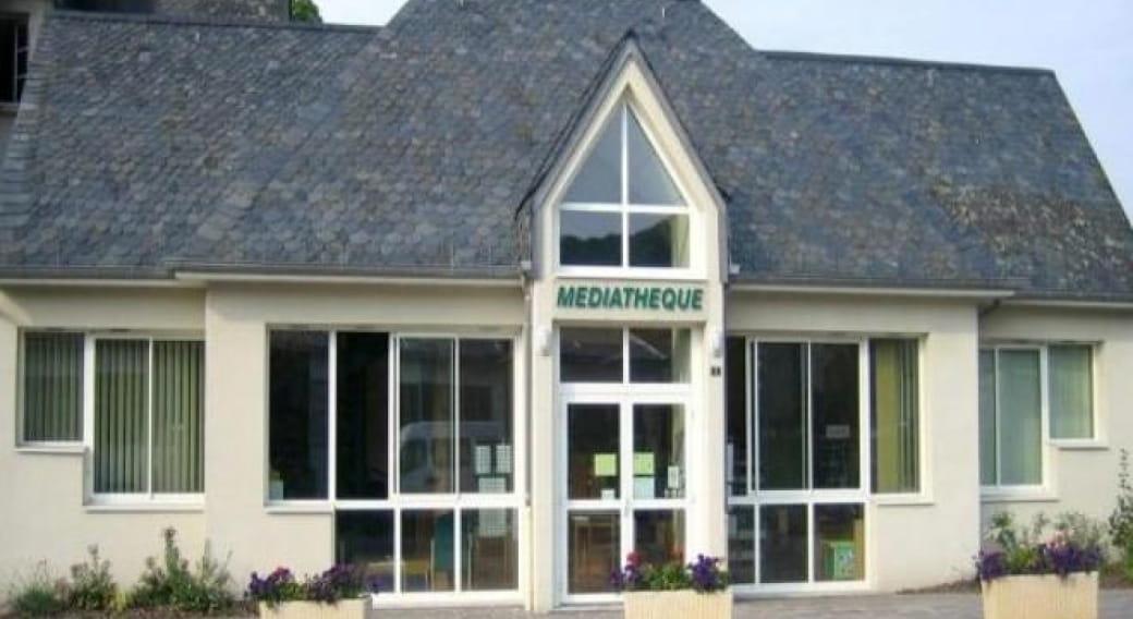Médiathèque de Saint-Martin-Valmeroux