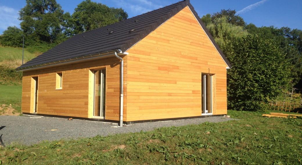Maison Le Chalet des Patûres Rochefort-Montagne extérieur