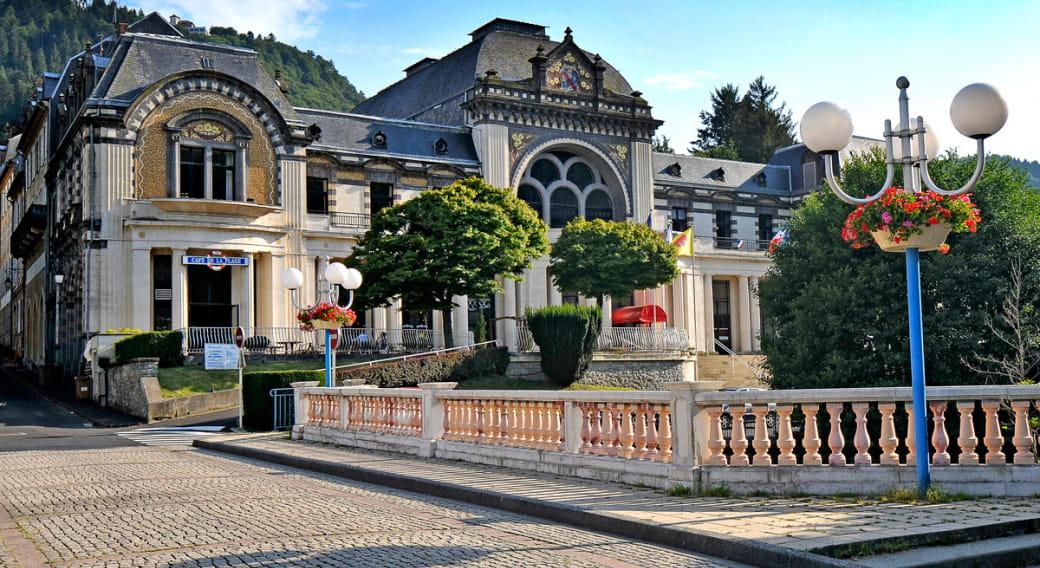 Centre de Congrès La Bourboule