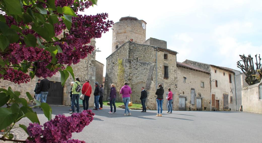 Visite des Forts de La Sauvetat avec un guide conférencier