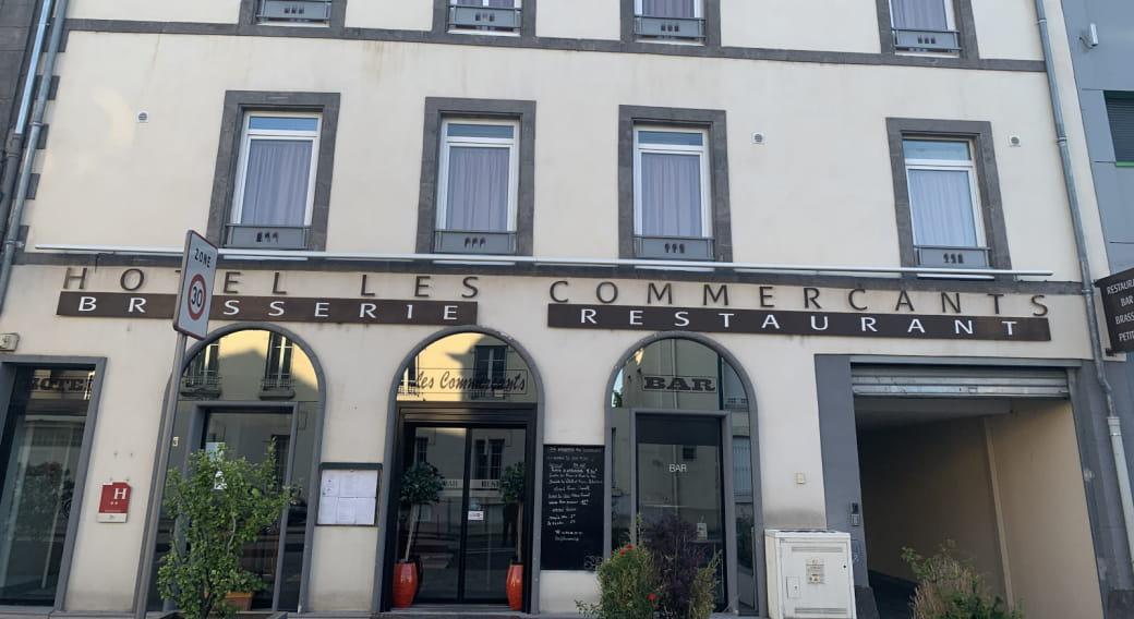 Hôtel les commerçants