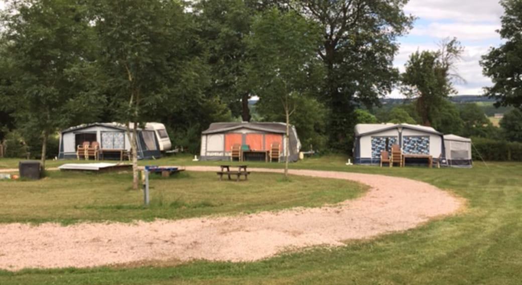 Camping Les Tournesols de Beaulieu